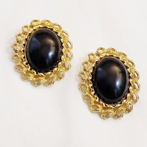 02e3fc350 Jewelry - Paolo Gucci Designer vintage signed clip earrings